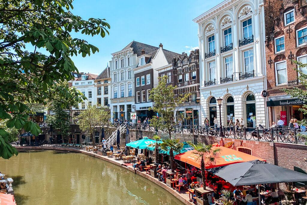 speeddaten in Utrecht centrum