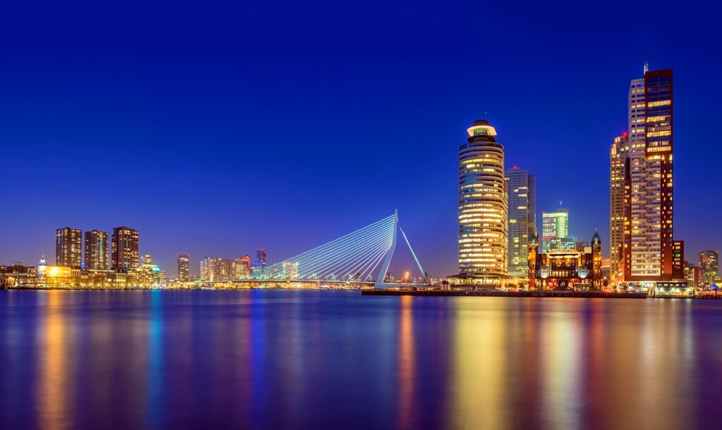 speeddaten Rotterdam